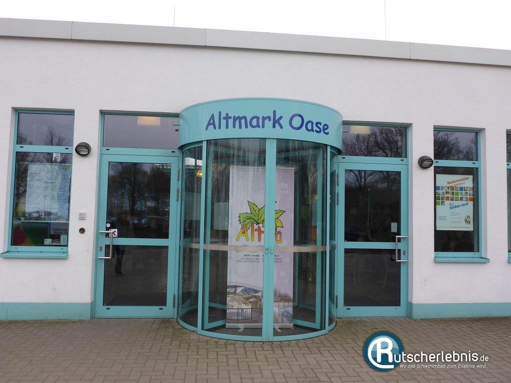 Altmark Oase Stendal - Erlebnisbericht | Rutscherlebnis.de