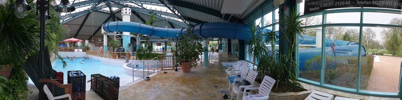 Altmark oase stendal for Schwimmbad stendal