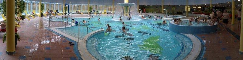 Schwimmbad Mittelhessen