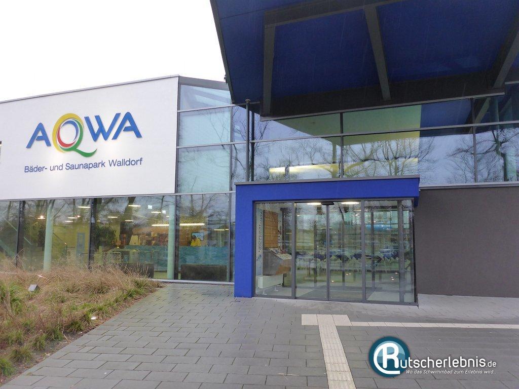 Aqwa Bäder Und Saunapark Walldorf aqwa bäder- und saunapark walldorf - erlebnisbericht   rutscherlebnis.de