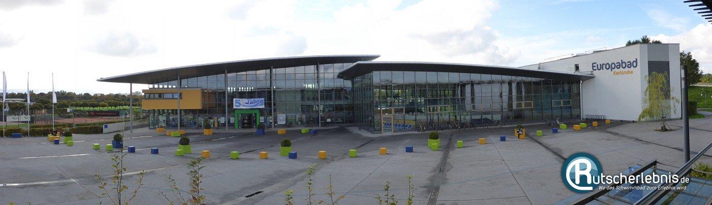 Europabad Karlsruhe Erlebnisbericht Rutscherlebnis De