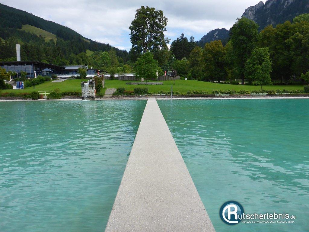 Erlebnisbad wellenberg oberammergau eiskaltes for Schwimmbad oberammergau