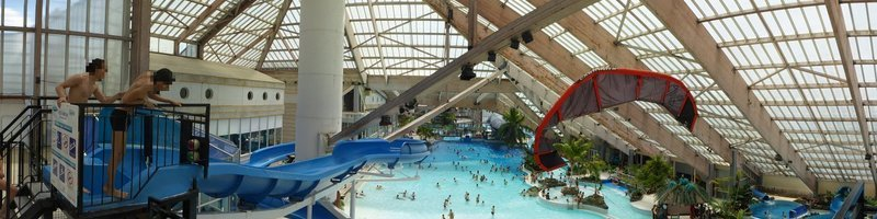 Forest hill aquaboulevard de paris paris for Aquaboulevard tarif piscine