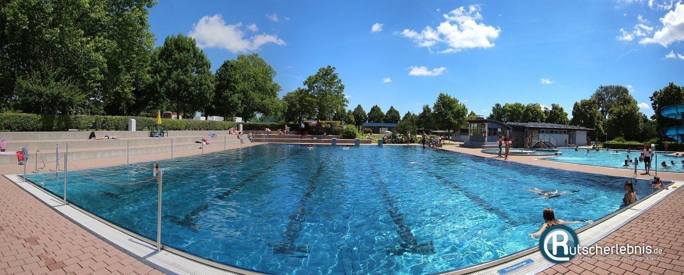 Waldbronn Schwimmbad
